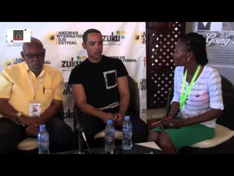 An interview with actors of Going Bongo film.