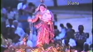 Festa de Nossa Senhora do Rosário 1987, Parte  2, Encerramento, Remanso, Bahia, Brazil.