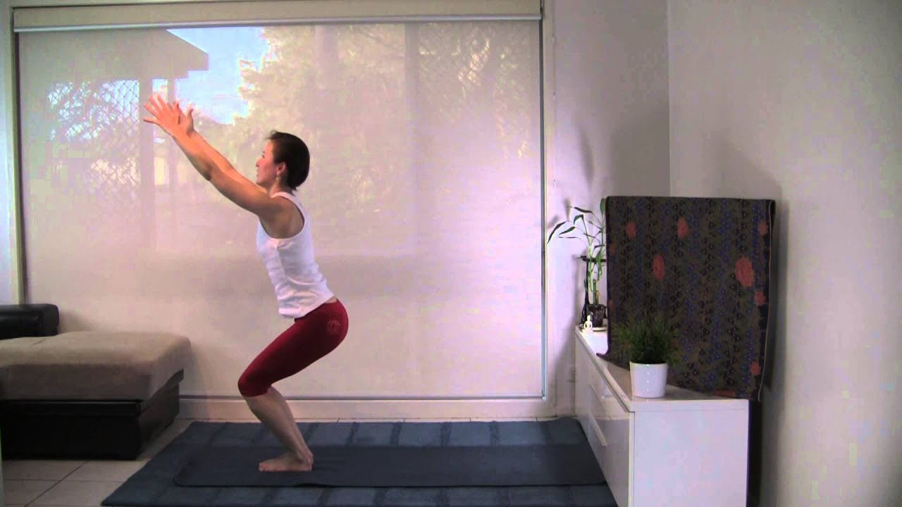 Hatha Yoga to Enliven (50 minute full class)