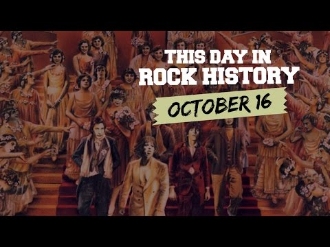 Rolling Stones 'Rock,' Creedence Clearwater Revival Breaks Up - October 16 in Rock History