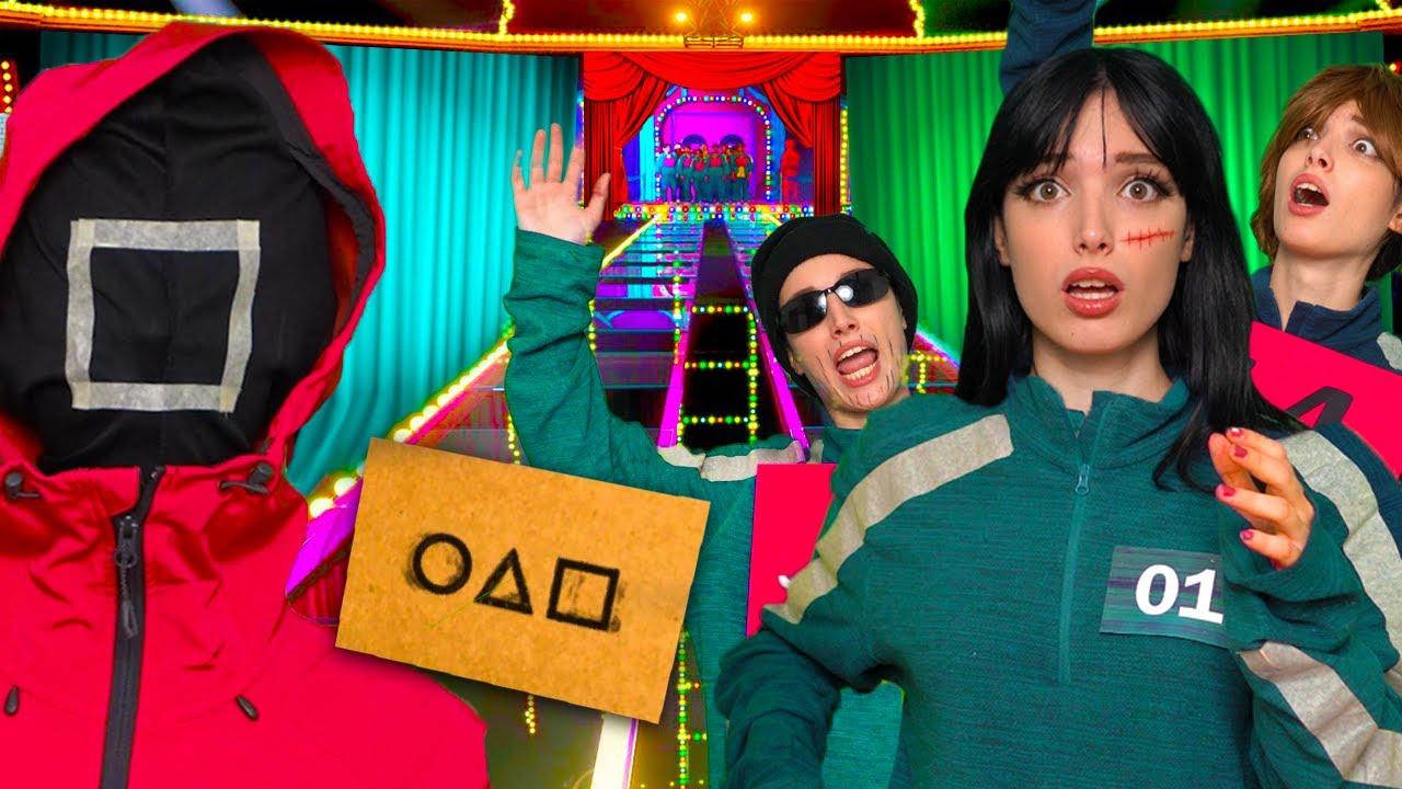 Download SQUID GAME NELLA VITA REALE - Episodio 6
