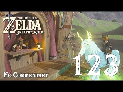 Breath of the Wild: Ep.123 - Bravery's Grasp & Heading to the Yiga Clan : No Commentary