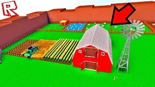 MY PARADISE farm! ROBLOX TYCOON