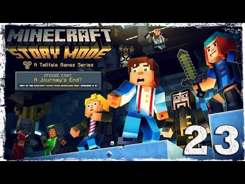 Смотреть прохождение игры Minecraft Story Mode. #23: Новая сделка.