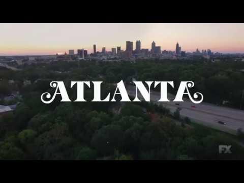 FX's Atlanta Title Sequence