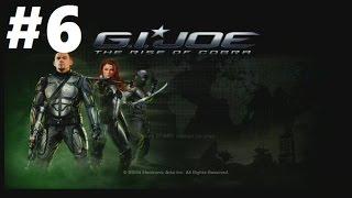 G.I.Joe Mission 6:Rise Full game Walktrought Gameplay XBOX 360 PS 3 PC