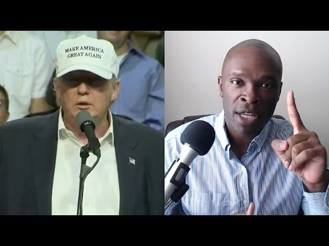 Donald Trump Asks Black Voters