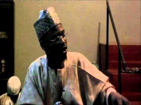 Sheikh Isa Ali Ibrahim Pantami (Hajatuna IlaIl Ikhlas 5)