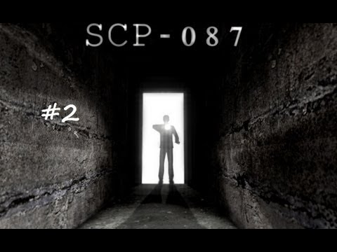 Let's Play A Flash Game | SCP-087 B | Second Run W/Facecam