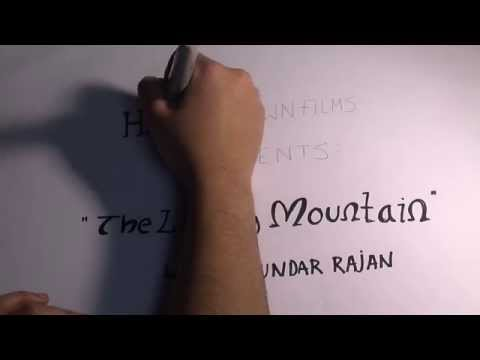 The Lonely Mountain Timelapse Drawing