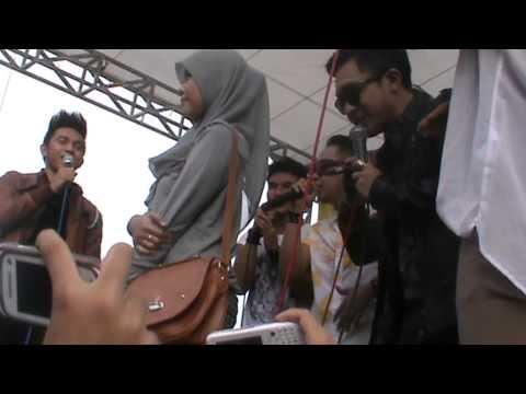 XO IX medley album acapela grand opening ramayana tasikmalaya 7 07 2013)