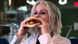 Olivia 'Liv' Moore eat brains/Оливия 'Лив' Мур ест мозги || Can't Stand It || (Я зомби/iZombie)