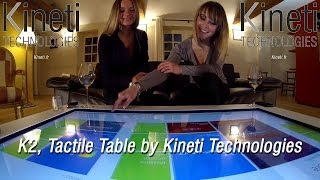 K2, Tactile Table by Kineti Technologies Thumbnail