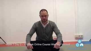 Wim Hof Method - Wim Hof Breathing Method - My Experiences Week 1