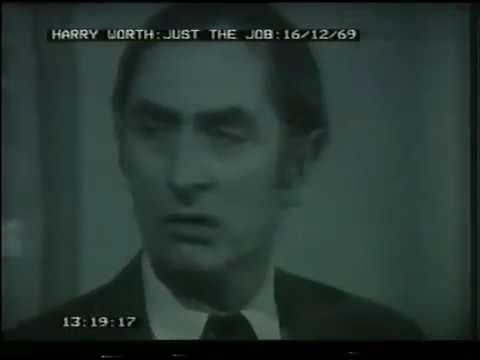 Harry Worth, Just The Job. 1969.