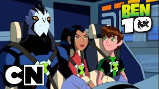 Ben 10: Omniverse - An American Benwolf in London (Preview) Clip 1