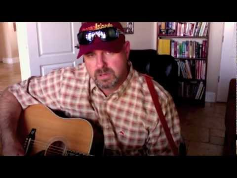 Country Music Jesus  Eric Church Acoustic Cover