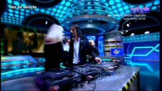 RAFFAELLA CARRÁ & BOB SINCLAR - A far l