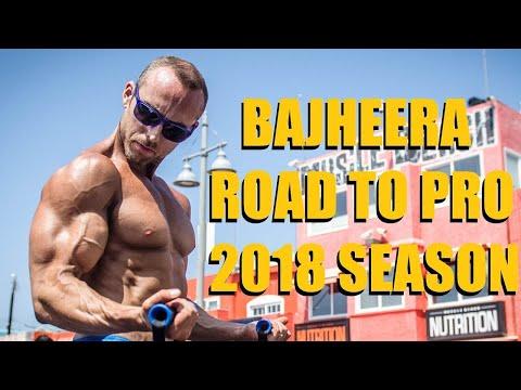 Bajheera - Road To Pro: 2018 Bodybuilding Season Recap - Musclemania Physique Pro Jackson Bliton
