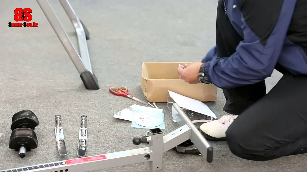 Гравитационные ботинки TEETER HANG UPS - YouTube