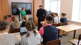 """Открытый урок по технологии 7 класс: Защита проекта. Кейс """"Космическая станция"""""""