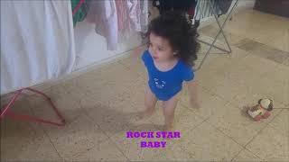BABY ROCKSTAR  תינוקת כוכבת רוק