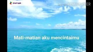 Download Lagu Lirik lagu Mati Matian || gubernur band || mp3