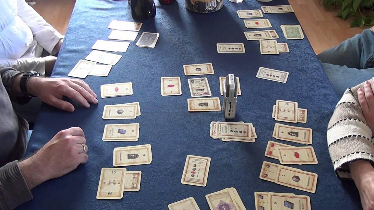 Romé Kartenspiel