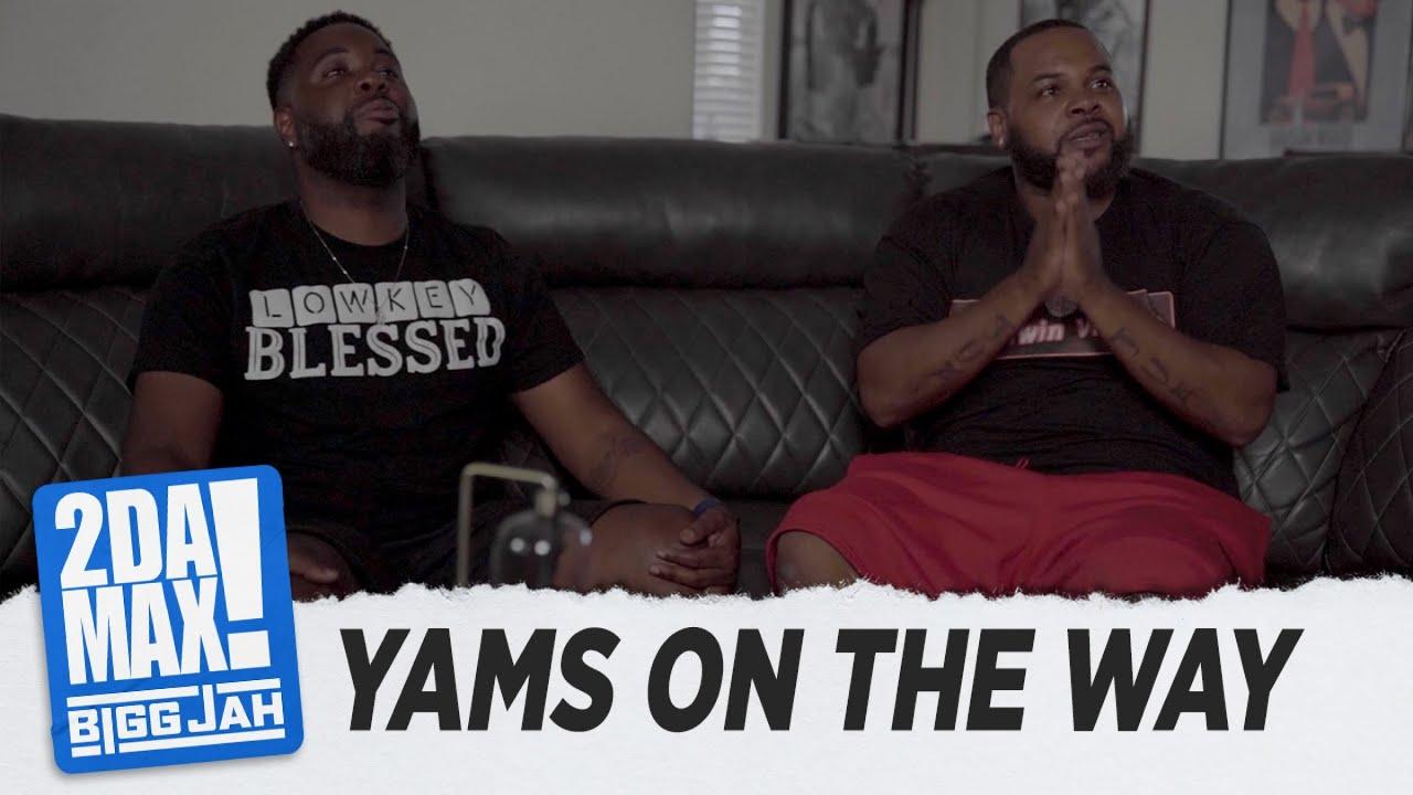 "Download ""YAMS ON THE WAY"" l BIGG JAH"