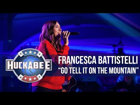 Francesca Battistelli Performs