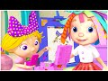 Cartoon for kids | Making New Friends For Kids | Compilation | Everythings Rosie