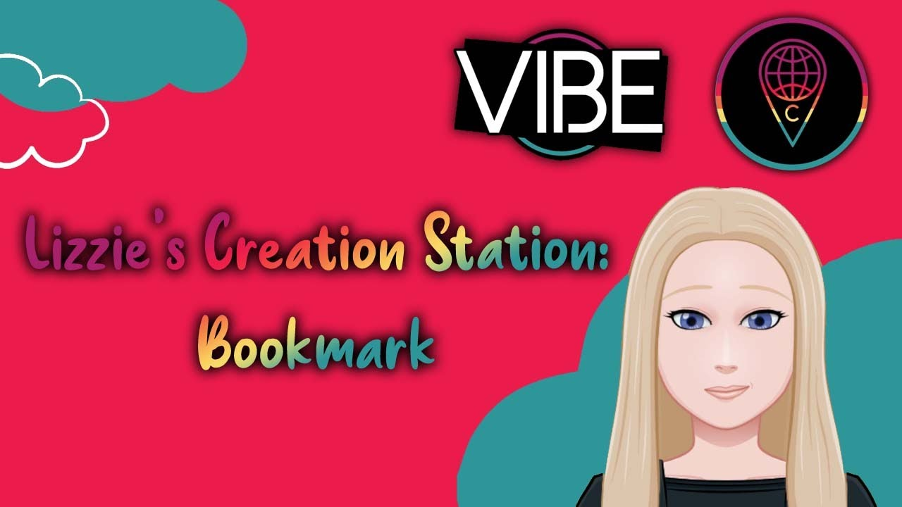 Lizzie's Creation Station: How to make a bookmark