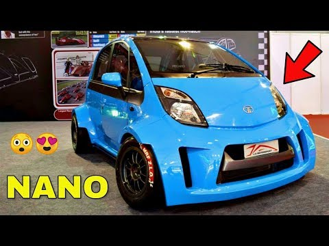 Top 10: BEST Modified Tata Nano ! ! !