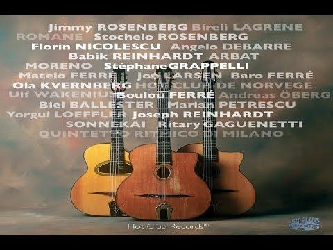 HOT CLUB RECORDS - Sampler (full album)