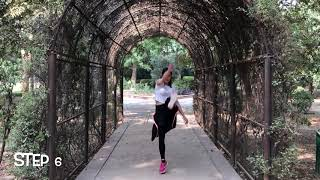 ZUMBA FOR BEGINNERS   DANCE WORKOUT FOR WEIGHT LOSS   Lose 10 kgs in 1 month
