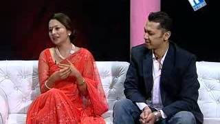 Jeevan Saathi with Malvika Subba and Reeyaz Shrestha