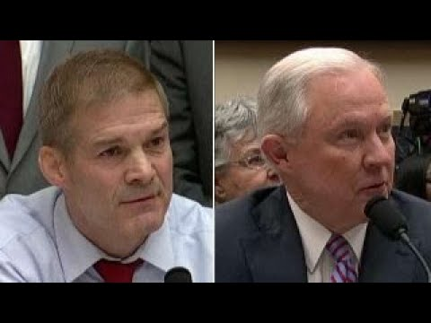 Rep. Jordan presses Jeff Sessions to appoint special counsel