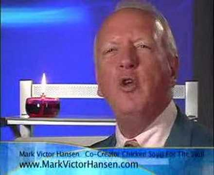 Mark Victor Hansen Inspires You To Think Big!