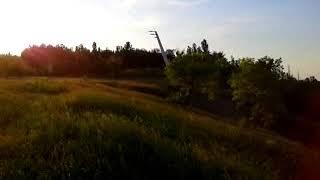 Воронеж. Вид на придонской с Семилукской горы (парк, памятник, стелла, дон, северный, придонской)