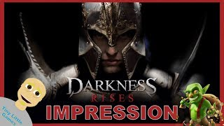 Darkness Rises Android Gameplay  Impression (Action RPG)