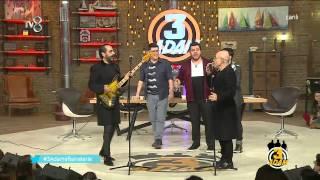 3 Adam - Mazhar ve Özkan İkilisinden Müzik Ziyafeti (2.Sezon 13.Bölüm)