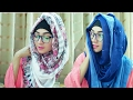 Hijab Style for Glasses with Covering chest | Pari ZaaD ❤