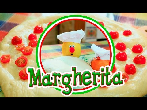 Funny Fru Culinary Travel in Italy! Delightful Italy 🍏  Margherita Pizza  😃 Pilot