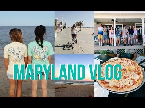 MARYLAND VLOG