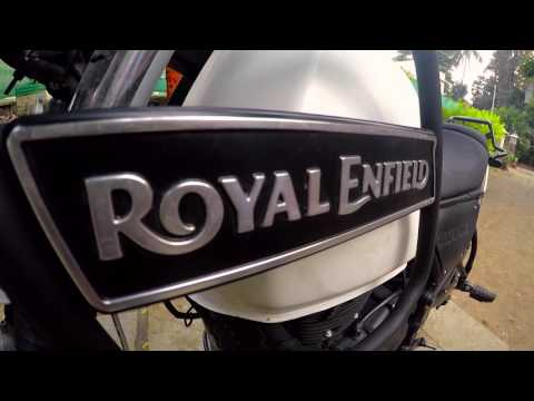 Royal Enfield Himalayan | Vlog 3 | Mechanical ABS (Anti-lock Braking System)Fitting & My Impressions