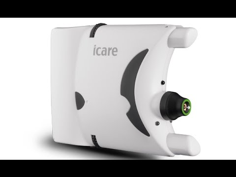 Icare HOME, A Tonometer Patients Can Carry Anywhere, FDA Cleared