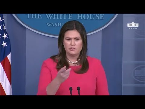 7/18/18: White House Press Briefing