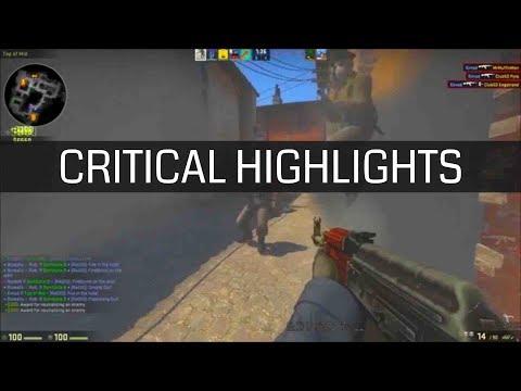 Jogador de CS:GO mostra o que é estar no lugar certo na hora certa - Critical Highlights
