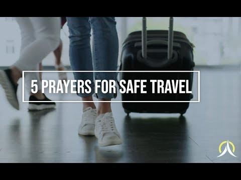 5 Prayers for Safe Travel