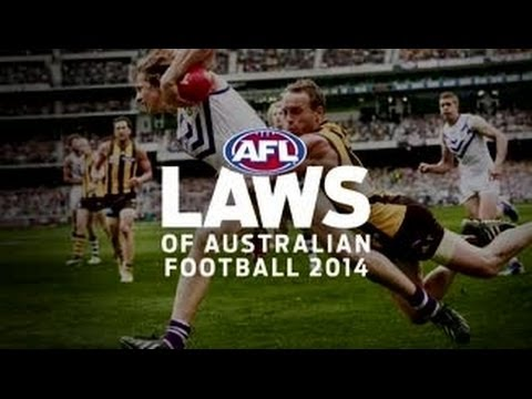 2014 AFL Rules of the Game